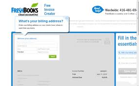 Creating An Invoice Template Interesting 48 Online Tools To Instantly Create Invoices For Free
