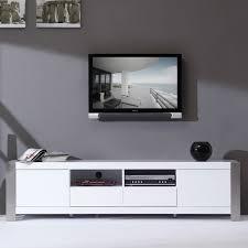 contemporary tv stand white zao contemporary tv stand in white