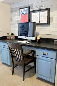 finished office makeover. Mini Office Makeover After Finished
