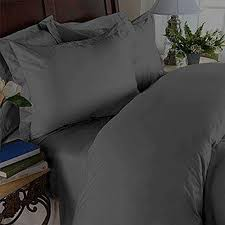 dark grey bedspread. Perfect Dark Elegant Comfort 3 Piece 1500 Thread Count Luxury Ultra Soft Egyptian  Quality Coziest Duvet Cover Set FullQueen Charcoal Gray With Dark Grey Bedspread A