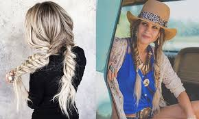 Cowgirl Hairstyles 24 Stunning 24 Hairstyles That Will Never Go Out Of Style And One That Should