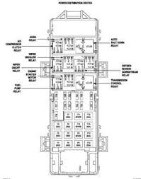 fuse box diagram for jeep liberty 2004 fuse wiring diagrams online