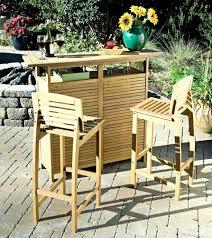 patio bar wood. Patio Furniture Bar Height Table Set Unique Brilliant Sets Wooden Ideas Ar Wood