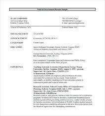 Sample Federal Resume Ksa Federal Resumes Samples Englishor Com