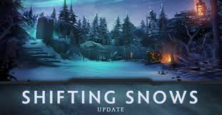 dota 2 shifting snows update