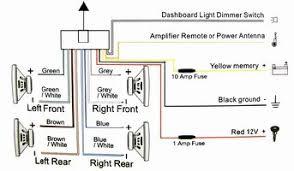 car stereo wiring diagrams car image wiring wiring diagram car stereo jodebal com on car stereo wiring diagrams