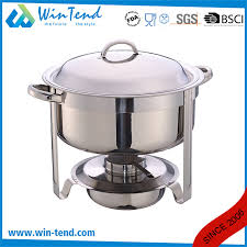 china whole indian stainless steel food warmer chafing dishes for hotel buffet equipment china chafing dish indian chafing dish