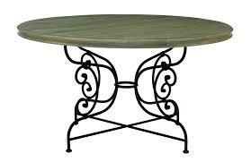 sheen wood and metal round dining table wood wood and metal dining room set