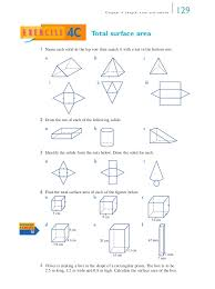 Surface Area Using Nets Worksheets Worksheets for all | Download ...