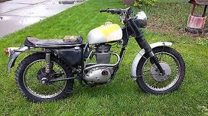 bsa flat track motorcycles for sale