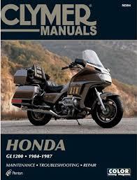 workshop manual clymer gold wing gl1200