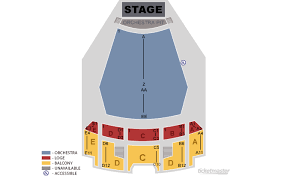 Newton Theatre Seating Chart