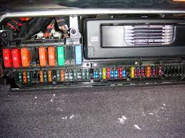 important fuses missing from glovebox bmw forums