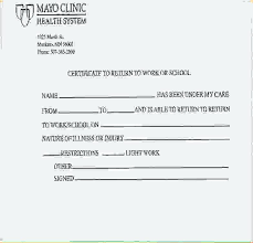 Doctor Excuse Letter Template Calvarychristian Info