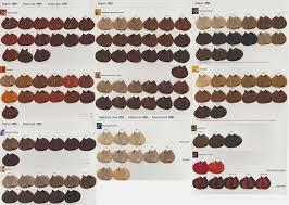 Majirel Color Chart 2019 Faithful Majirel Color Chart Pdf Loreal Majirel Colour Chart