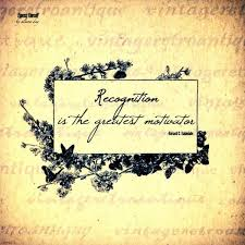 Recognition Quotes Magnificent Recognition Quotes Best Meaning Sayings Short Collection Of