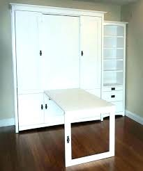 desks desk wall bed horizontal plans with build a best examples of beds and tables