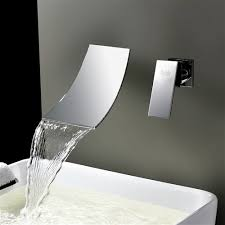 wall mount waterfall faucet contemporary wall mounted waterfall bathtub shower faucet delta wall mount waterfall faucet wall mount waterfall faucet