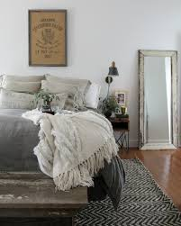 Modern Farmhouse Bedroom Modern Farmhouse Bedroom Simple Christmas Jeanne Oliver