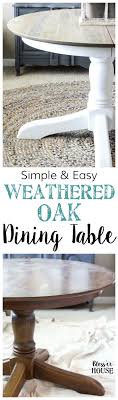 Refinish Kitchen Table Top 17 Best Ideas About Refinish Kitchen Tables On Pinterest Paint A