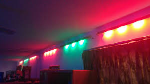 ambient room lighting. create vibrant and colorful illumination for your home mancave or living room ambient lighting