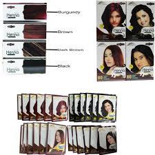 herbal henna powder hair colour dye ammonia free natural colour 60g