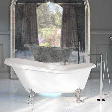 maykke gibson 67 traditional oval acrylic clawfoot tub compare on
