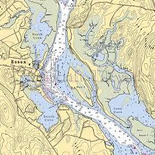 Thames River Ct Depth Chart 66 Most Popular Ct River Depth Chart