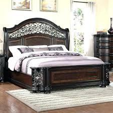 Vintage Wrought Iron Beds Full Size Bed Frame Rod Super King ...