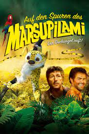 HOUBA! On The Trail Of The Marsupilami (2012) movie at MovieScore™