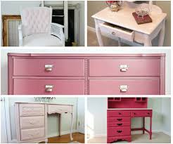 green painted furniture. Pink Furniture Makeovers Green Painted