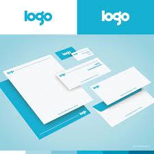 3d Letterhead Design 3d Brand Identity Eu Us Stationery Mockup Design A Lot