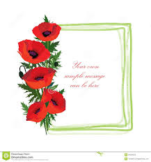 Floral Frame Set With Flower Bouquet Design Floral Elements