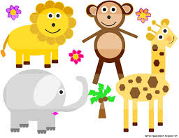 zoo animals together clipart. Exellent Clipart Jungle Animals In Car Rider Clipart And Zoo Together