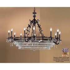 design classic lighting. Classic Lighting Renaissance 18-Light French Gold Crystal Accent Chandelier Design G