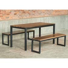 3 Piece Dining Set Elan Furniture Loft 5 Piece Dining Table Set Hayneedle