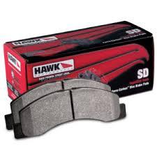 Hawk Pads Chart Premium Street Brake Products Hawk Performance