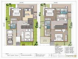 neoteric 12 duplex house plans for 30x50 site east facing 40 x 60
