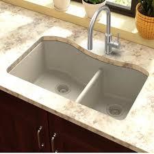 quartz classic 33 x 20 double basin undermount kitchen sink