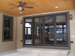 sliding patio french doors. Even The Frame Between Door Leafs Is Just 35mm Wide, Maximising Glass Area Sliding Patio French Doors
