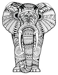 Coloring Pages Elephants Coloring Pages Elephants Free Coloring
