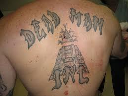 татуировки в американской тюрьме тату на зоне в сша