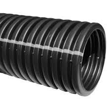 corex leach bed drain pipe