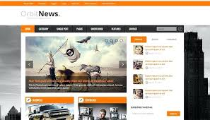 Best Responsive Website Templates Magazine Template Free