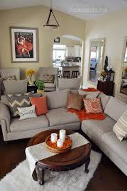 Living Room Accessories Tis Autumn Living Room Fall Decor Ideas
