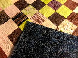 The Free Motion Quilting Project: A Thread Story & free motion quilting | Leah Day Adamdwight.com