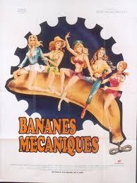 Clockwork Banana (1973) Bananes mécaniques