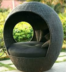 wicker egg chair outdoor egg chair swing patio hanging egg chair awesome garden wicker egg chair