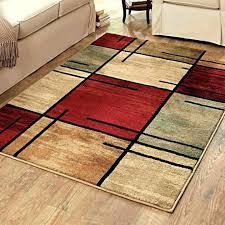red area rugs black and red rug medium size of living rug living room contemporary modern red area rugs