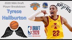 Tyrese Haliburton NBA Draft Scouting ...